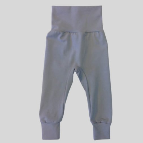 Baby pants, jersey, grey