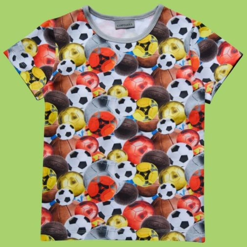 Short Sleeve Shirt, football