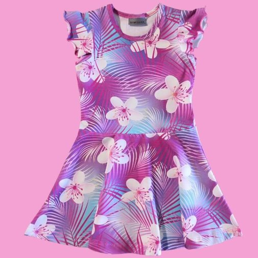 Dress, short sleeve,  Lilly