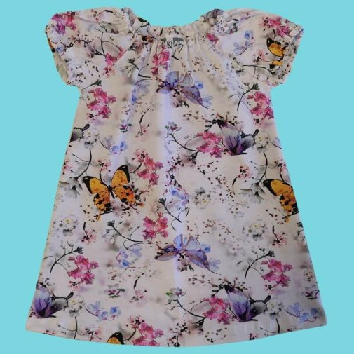 Singoalla-dress, butterflies dream