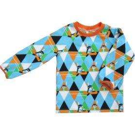 Raglanhihainen paita, Tiipii